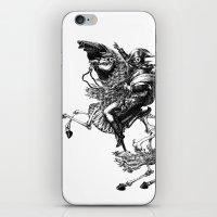 napoleon iPhone & iPod Skins featuring Napoleon Bonaparte by Motohiro NEZU