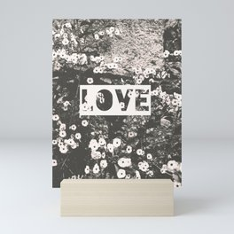 love VII Mini Art Print