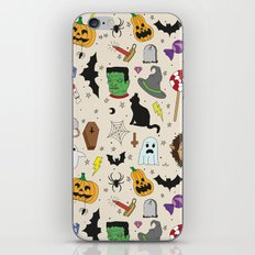 Halloween part 2 iPhone Skin