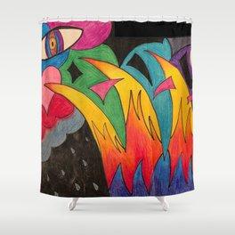 SoulMate Spirit Shower Curtain