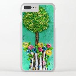 Found A Hallelujah Clear iPhone Case