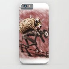 Krampus (with text) iPhone 6s Slim Case