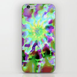 Abstract Dreamer iPhone Skin