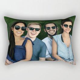 For Cherie Rectangular Pillow