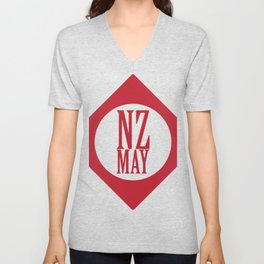 ~do you want to make a contract with me~ Unisex V-Neck