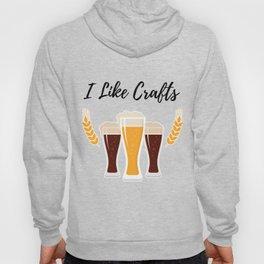 Craft Drinking Beer Funny Beer Lovers Gifts Hoody