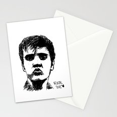 Elvis Kiss Stationery Cards