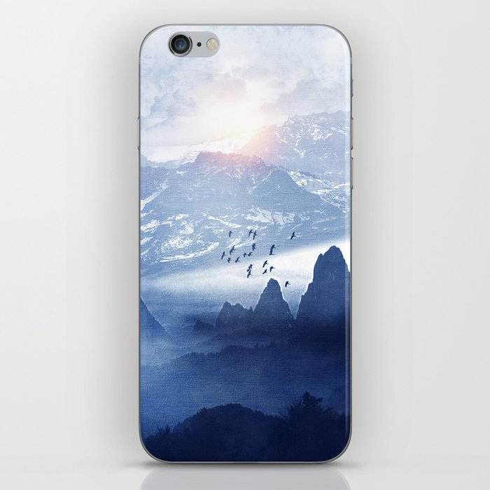 Winter. Melody... iPhone Skin
