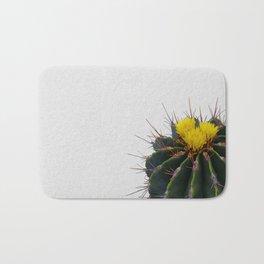Cactus Flower Bath Mat