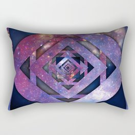 Twisted Universe, Second Rectangular Pillow