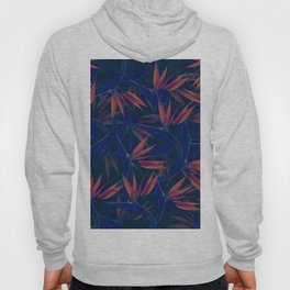 Tropical Flower Hoody