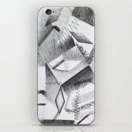 Shaded Shapes 2 iPhone Skin