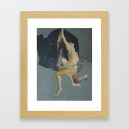 Impossible Shadow Framed Art Print
