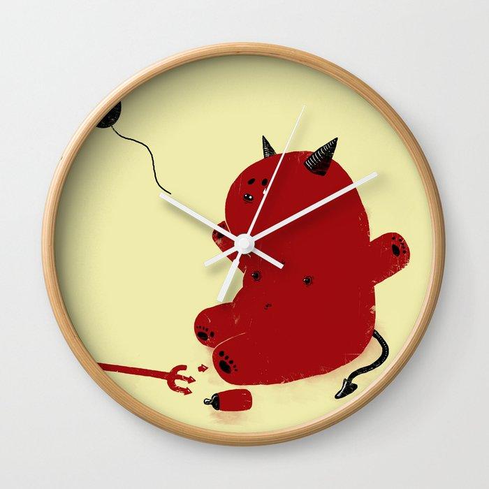 Evool Baby Wall Clock
