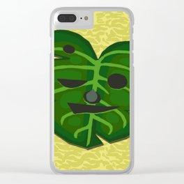 Tree Spirit Clear iPhone Case