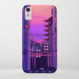 Tokyo Day iPhone Case