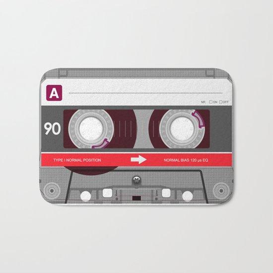 K7 cassette 6 bis Bath Mat