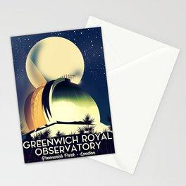 Royal Observatory Greenwich London Stationery Cards