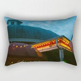 Roundhouse Rectangular Pillow
