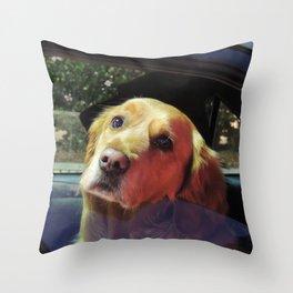 A Wise Friend Throw Pillow