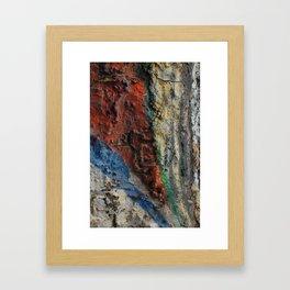 Strata Nova Framed Art Print