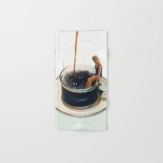 COFFEE Hand & Bath Towel