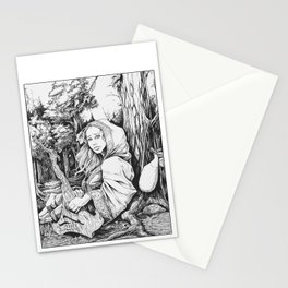The Bard Stationery Cards