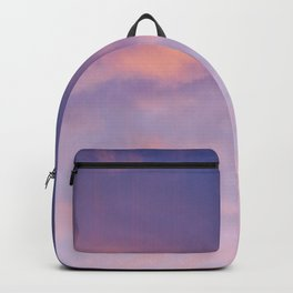 Sunset clouds Backpack