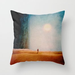 So, Where Were You? Throw Pillow