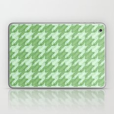 frog houndstooth Laptop & iPad Skin