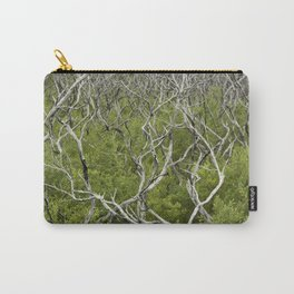 bushfire trees Carry-All Pouch