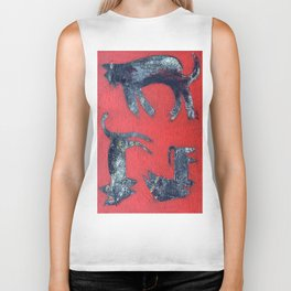 Cool For Cats Biker Tank