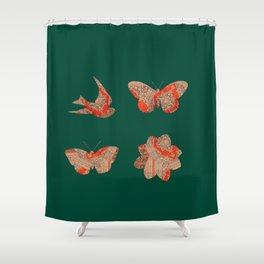 Botanical Esprit Shower Curtain