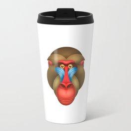 Compasses mandrill Travel Mug