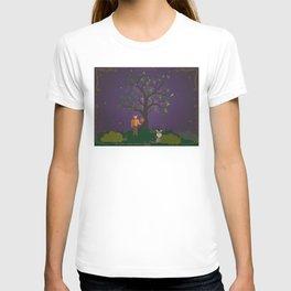 a midsummer night's seen T-shirt