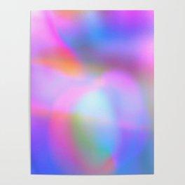 Luminescent 4 Poster