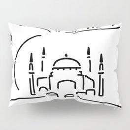 istanbul hagia sophia Pillow Sham