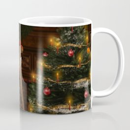 Santas List Coffee Mug