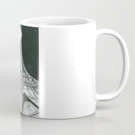 Sugarskull Tattooed Natalie Portman Coffee Mug