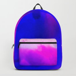 Abstract Bliss 1 by kathy Morton Stanion Backpack