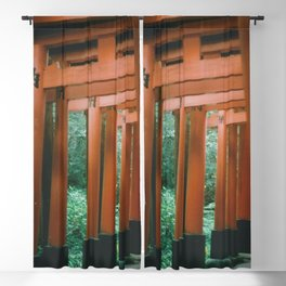 Fushimi Inari Blackout Curtain