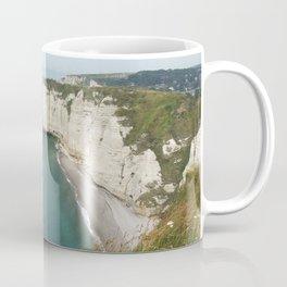 Etretat, France - Coast Coffee Mug