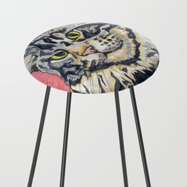 Maine Coon Counter Stool