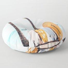 Choose Your Surfboard Floor Pillow