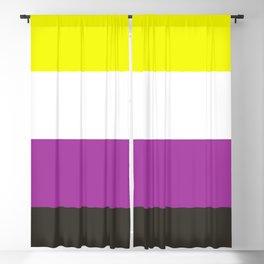 Non Binary Blackout Curtain
