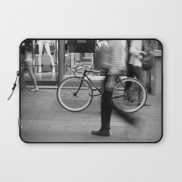 Bicycle is waiting for you Laptop Sleeve