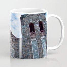 Church and Clouds Coffee Mug