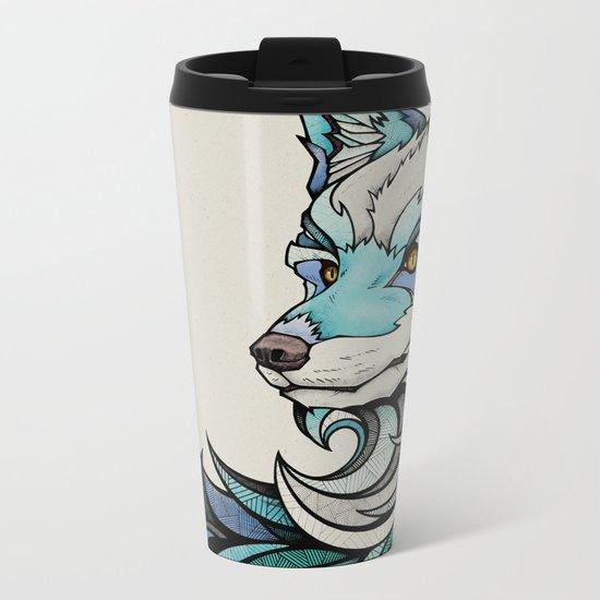 Berlin Fox Metal Travel Mug
