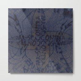 Modus vivendi mood variation machination vestige. Metal Print