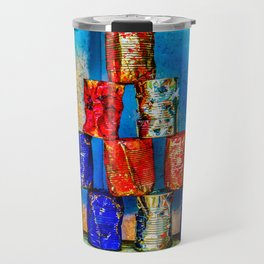 Soup cans. After the lunch Travel Mug